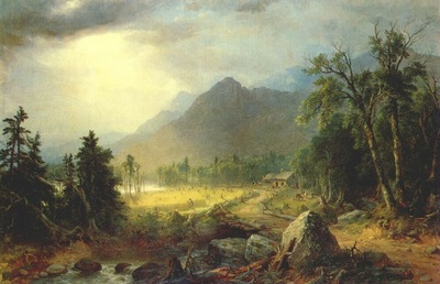 durand the first harvest in the wilderness