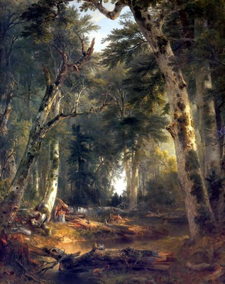hudson rv sc csg010 in the woods asher brown durand