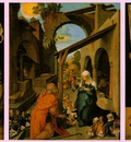DURER THE PAUMGARTNER ALTARPIECE,1498 1504, ALTE PINAKOTHEK,