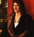 DURER OSWOLT KREL MERCHANT OF LINDAU,1499, ALTE PINAKOTHEK,