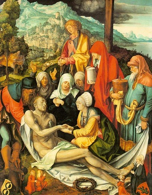 03 Lamentation over the Dead Christ