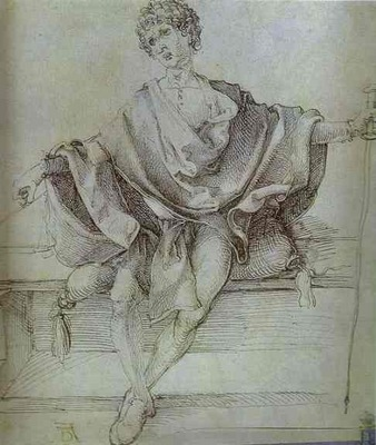 Albrecht Durer Allegory of Justice