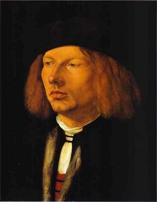 Albrecht Durer Portrait of Burkard von Speyer