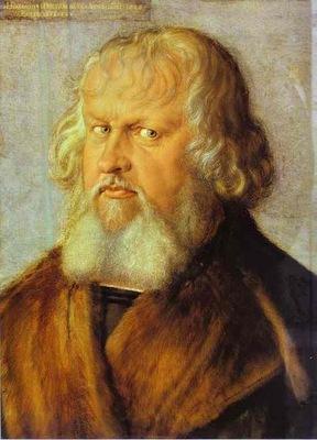 Albrecht Durer Portrait of Hieronymus Holzschuher
