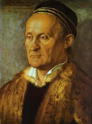 Albrecht Durer Portrait of Jakob Muffel
