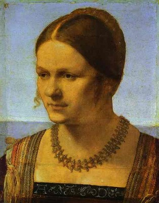 Albrecht Durer Portrait of a Young Venetian Woman