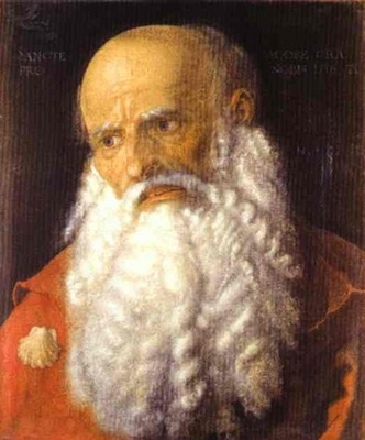 Albrecht Durer St  James the Apostle