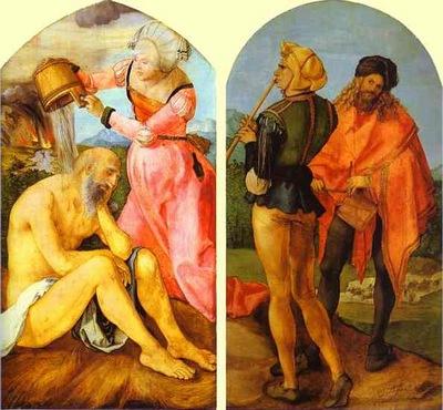 Albrecht Durer The Jabach Altarpiece