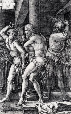 Durer Flagellation