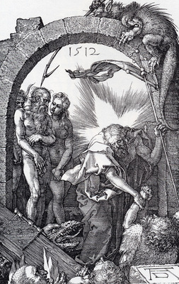 Durer Harrowing Of Hell