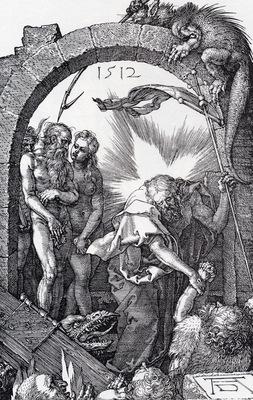 Durer Harrowing Of Hell
