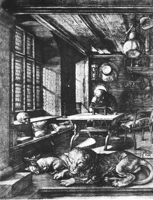 St Jerome in His Study WGA