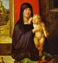 Albrecht Durer Madonna and Child