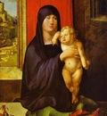 Albrecht Durer Madonna and Child