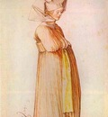 Albrecht Durer Nuremberg Woman Dressed for Church