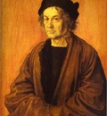 albrecht durer portrait of durers father at