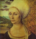Albrecht Durer Portrait of Elsbeth Tucher