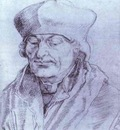 Albrecht Durer Portrait of Erasmus