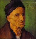 Albrecht Durer Portrait of Michael Wolgemut