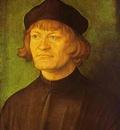 Albrecht Durer Portrait of a Clergyman
