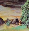 Albrecht Durer Willow Mill