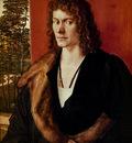 Durer Albrecht Portrait of a Man