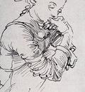 Durer Durer s Wife Agnes