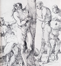 Durer Male And Female Nudes
