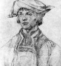 Portrait of Lucas van Leyden WGA