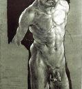 ls Durero 22 Autorretrato desnudo