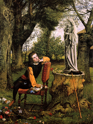 ger WilliamDyce TitiansFirstEssayInColour