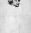 Dyck van Anthonie Self portrait Sun