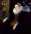 van Dyck Margareta Snyders, ca 1620, 130 7 x 99 3 cm, Frick