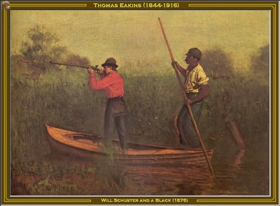 thomas eakins will schuster and a black 1876 po amp