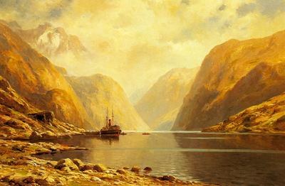 Eckenbrecher Themistocles Von Naero Fjord