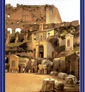 PO Vp S2 09 Eckersberg Inside the roman Colosseum