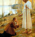 Edelfelt Albert Christ and Magdalena Sun