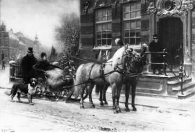 Eerelman Otto Snow sledge Sun