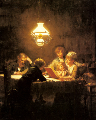 Ekvall Knut The Reading Lesson