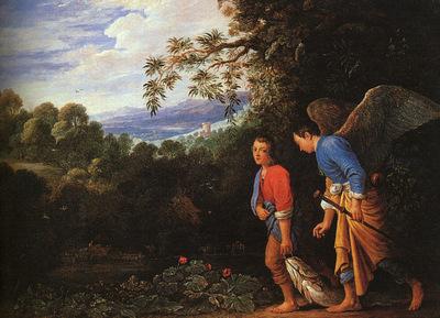 Elsheimer, Adam, Follwer of German, mid late 1600s