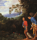 Elsheimer, Adam, Follwer of German, mid late 1600s