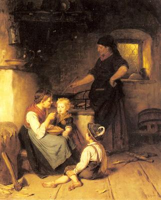 Epp Rudolf Feeding The Baby