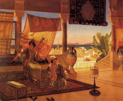 Ernst Rudolph The Terrace