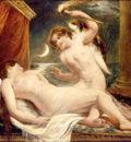 Etty William Cupid and Psyche