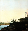 MPA George Evans Port Jackson from Dawes Point, 1809 b sqs