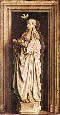 eyck jan van annunciation