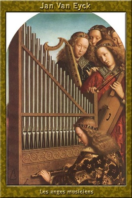 PO Vp S1 26 Jan Van Eyck Les anges musiciens