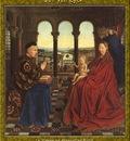 PO Vp S1 24 Jan Van Eyck La Vierge au chancelier Rolin