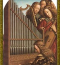 PO Vp S1 26 Jan Van Eyck Les anges musiciens