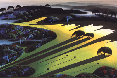 bs Eyvind Earle Silent Meadow
